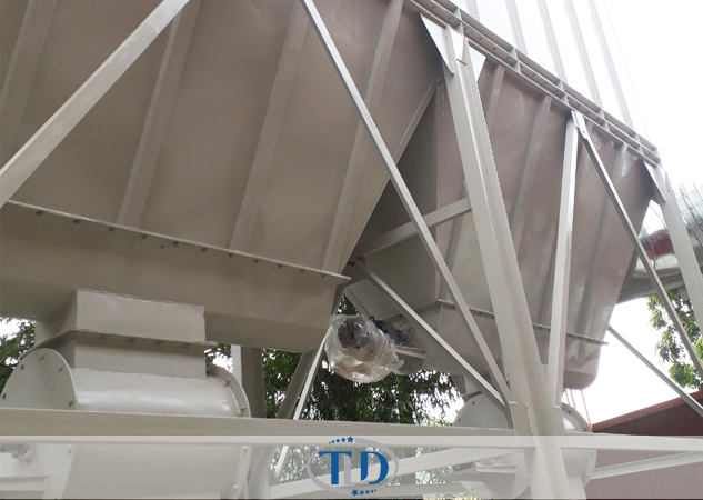 Dự án thi công hệ thống thông gió lọc bụi